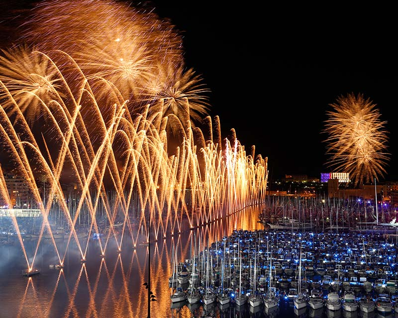 Ruggieri Pyrotechnie National Celebrations
